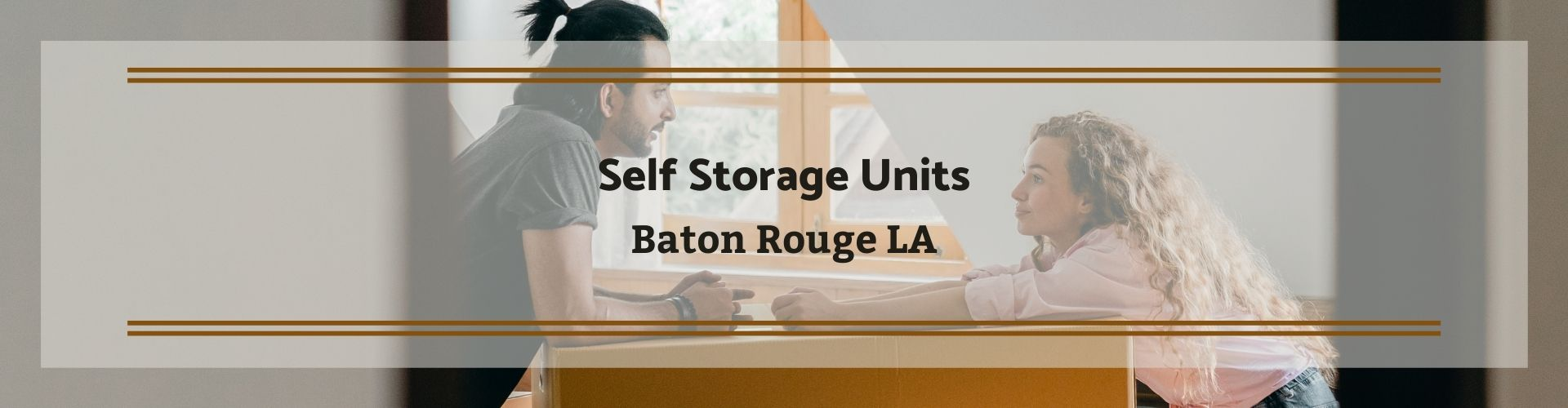 Self Storage Baton Rouge LA
